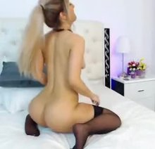 Shaking the booty