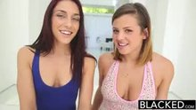 Blacked - Keisha Grey and Mischa Brooks