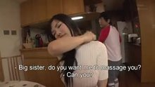 Anri Okita | Housesitting With His Horny Older Sister