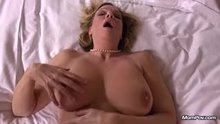 Beautiful Natural German Milf Breasts.