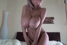 Nice tit lift