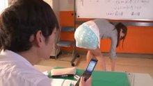 Jessica Kizaki | Seductive Tight Skirt Teacher