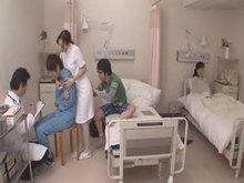 Kurea Hasumi | Horny Erotic Nurse