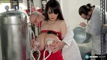 Hitomi Tanaka Lactating