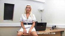 Nurse Alex Adams