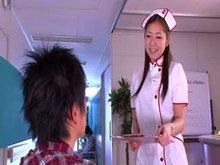 Minori Hatsune | Erotic Nurse