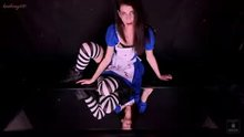 Madness Returns to the Looking Glass [SELF] (AM McGee's Alice)